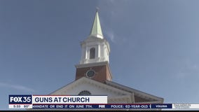 Lawmakers give boost to guns at church