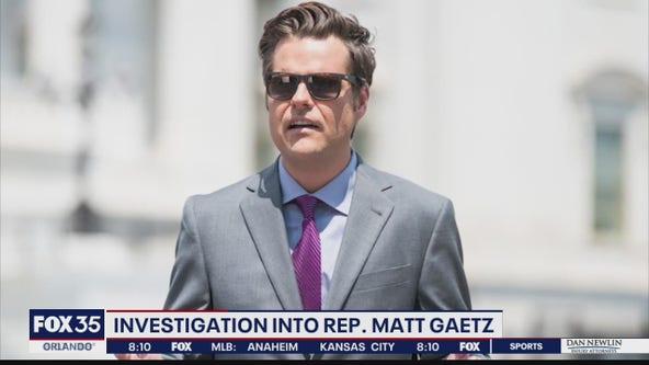 Investigation into Rep. Matt Gaetz
