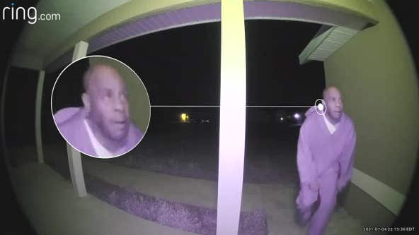Deputies searching for suspected 'Peeping Tom' in Marion County