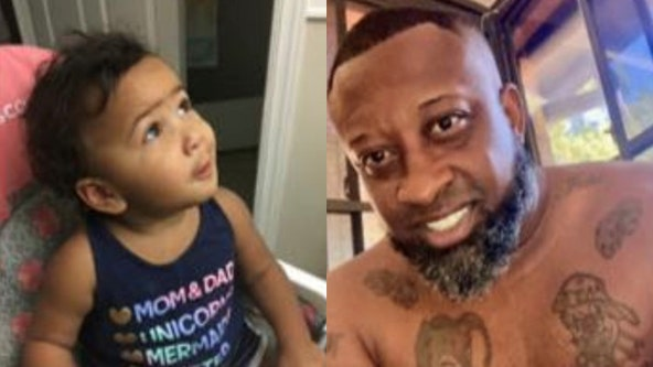 Florida Missing Child Alert issued for missing 1-year-old girl