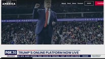 Trump's online platform now live
