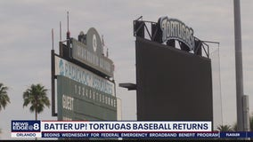 Totugas baseball returns
