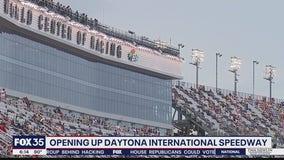 Daytona International Speedway says Coke Zero 400 will be full capacity
