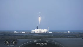 SpaceX sends another batch of Starlink satellites into orbit