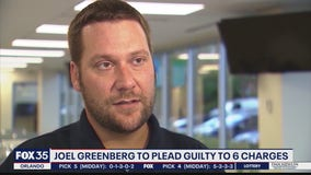 Joel Greenberg to plead guilty to 6 charges