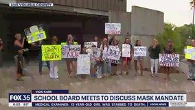School boards debating mask mandates