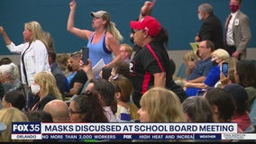 Seminole School District to vote on repealing mask mandate next month