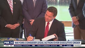 Order to lift COVID-19 restrictions roils Central Florida leaders