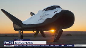 Spaceplane 'Dream Chaser' could be deployed by 2022