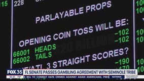 Gambling deal teed up for final approval