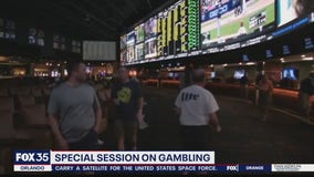 Anti-gambling groups speaking out ahead of special session