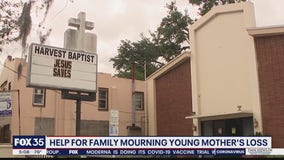 Paramore pastor donates funeral service for slain mother of 3