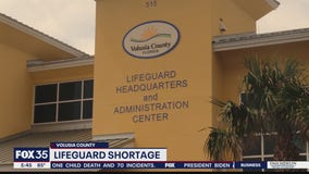 Volusia County Beach Safety recruiting lifeguards