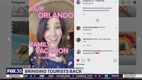 Bringing tourists back to Orlando