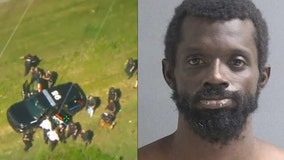 Sheriff: Man accused of stealing 2 police cruisers, leading wild chase identified