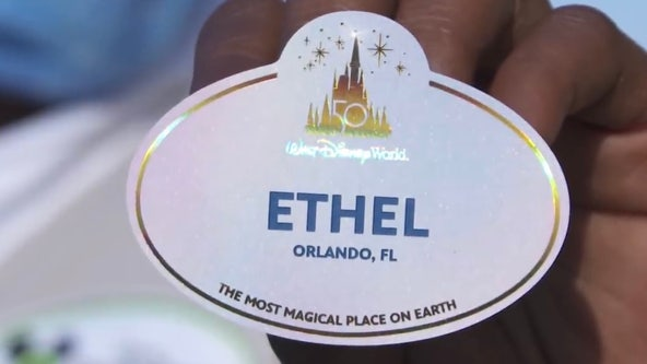 Disney cast members to receive new 'EARidescent' nametags for 50th anniversary