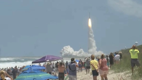 Success! ULA launches U.S. Space Force satellite