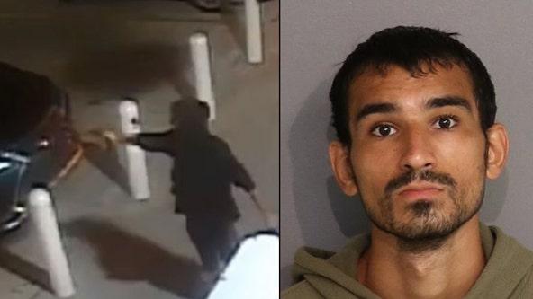 Deputies arrest man accused of shooting at cars at Wawa gas station