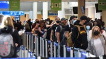 Incidents involving unruly passengers on planes on the rise