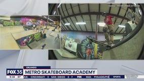 Metro Skateboard Academy in Orlando