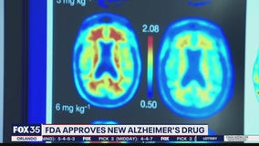 FDA approves Biogen's Alzheimer's drug