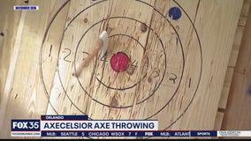Axecelsior Axe Throwing in Orlando