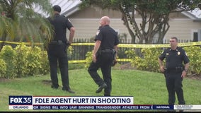 FDLE: Agent injured in Kissimmee shooting incident