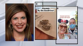 Disney bus driver credited with finding precious missing rings