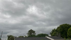 Hot, sticky, rainy: Storm chances rise for Central Florida