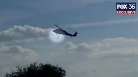 FOX 35 EXCLUSIVE: Video shows moments before deadly helicopter crash in Lake County