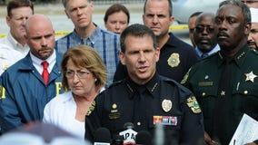 Sheriff John Mina looks back on the night of the Pulse shooting