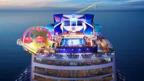 Royal Caribbean postpones inaugural cruise from Florida after crew members test positive for COVID-19