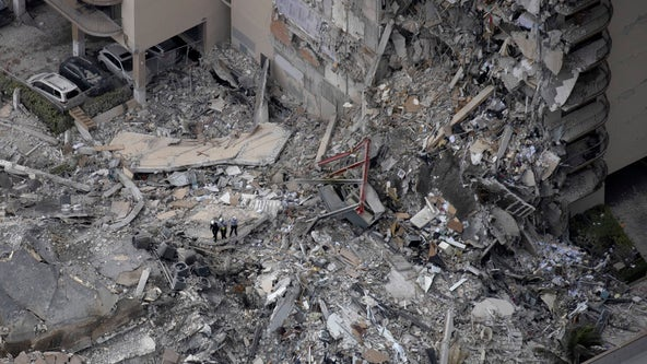 Miami-area condo collapse: 1 dead, 99 missing, 102 accounted for