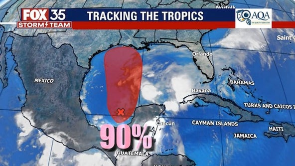 System in Gulf likely to become depression: What it means for Florida