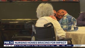 Nursing homes bracing for impact of coronavirus surge