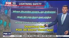 'Bolt from the Blue' lightning phenomenon explained