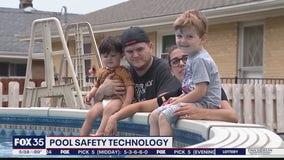 Improving backyard pool safety