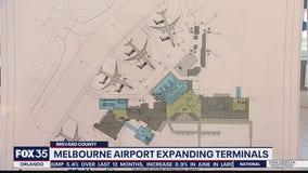 Melbourne airport expanding terminals