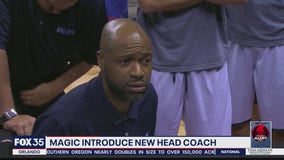 Jamahl Mosley introduced as new head coach of Orlando Magic