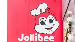 Billboard shows Filipino fast-food chain 'Jollibee' is coming to Orlando soon
