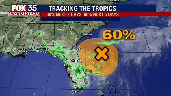 Monday declared FOX 35 Storm Alert Day as system approaches Florida