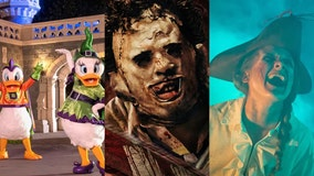 Spooky events to enjoy at Central Florida's theme parks this year