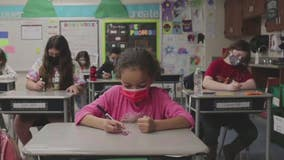 Masks required at Lake County schools with higher COVID transmission rates