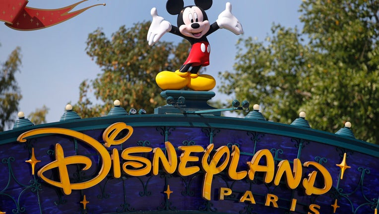 c229bbe9-Disneyland Paris Reopens For Annual Pass Holders