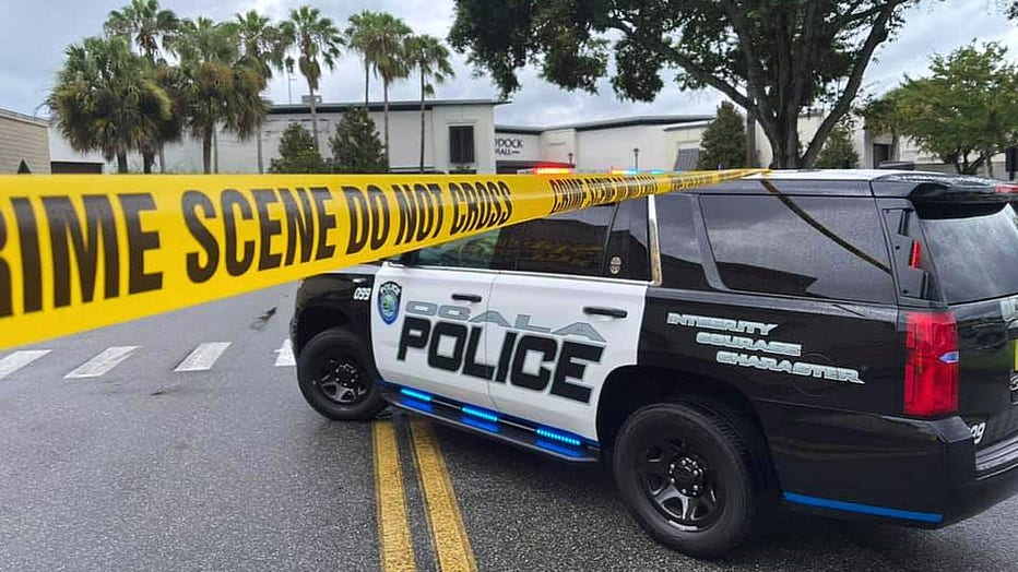 Paddock Mall parking lot shooting
