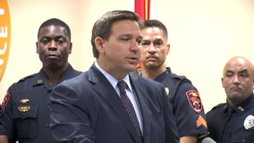 Gov. DeSantis proposes legislation to recruit out-of-state officers, retain talent in Florida