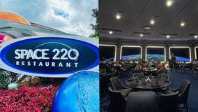 'Space 220' restaurant opens at Epcot: Prices, menu, and more