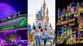 Disney's 50th anniversary celebration underway: What to expect