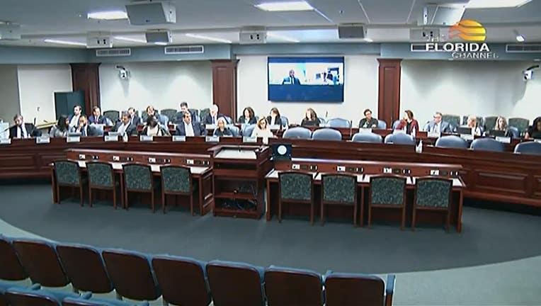 Florida House health and human services