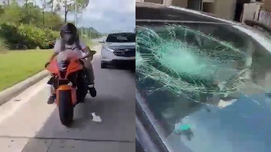 sanford road rage
